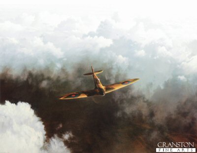 Evening Flight by Gerald Coulson.