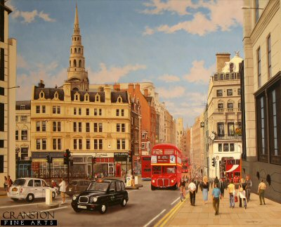 Ludgate Hill by Graeme Lothian. (GS)