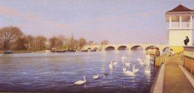 Kingston Bridge by Graeme Lothian.