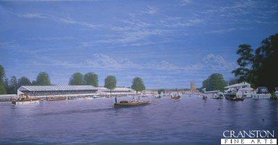 Henley Regatta 2003 by Graeme Lothian. (GS)