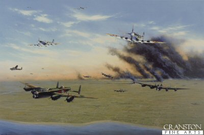 Returning from Caen by Graeme Lothian.