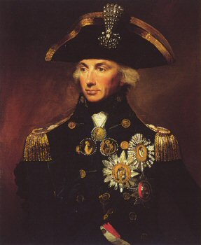Admiral Sir Horatio Nelson by L F Abbott.
