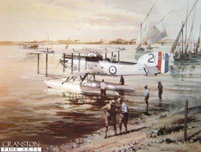 Fairey IIIF by Michael Turner.