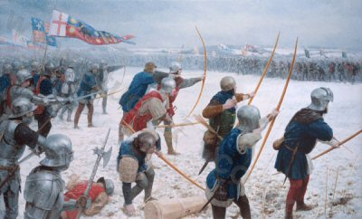 The Battle of Towton by Graham Turner