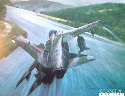 Spirit of 617 Squadron by Michael Turner.