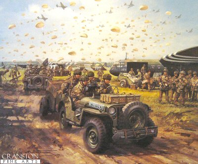 Operation Market Garden by Michael Turner