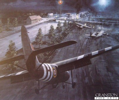 Operation Deadstick by Michael Turner