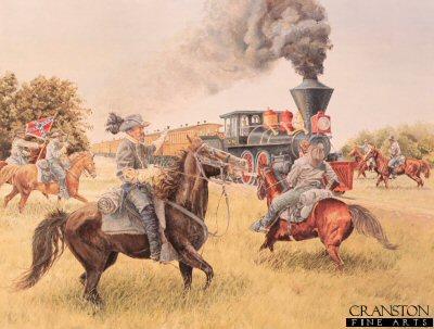 Morgans Raiders by Clyde Heron.