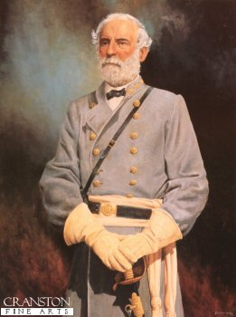 General Robert E. Lee by Clyde Heron.