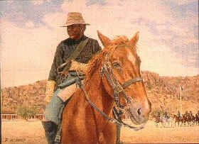 The Buffalo Soldiers, Americas Unsung Heroes by Clyde Heron