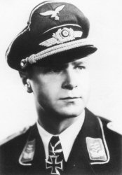 After success in the Battle of Britain, Hans-Ekkehard Bob took over leadership of 9./JG54 in 1940.  The following year he was awarded the Knights Cross.  Transferring to the Eastern Front his victories rose steadily to 50 by September 1942.  His Group later transferred back to the West for a short period, where in April 1943, he rammed a B-17 Fortress.  Returning to the Eastern Front as Kommander of IV./JG3, he ended the war as Adjutant of Gallands JV44 in the West.  In his 700 missions he scored 60 victories.