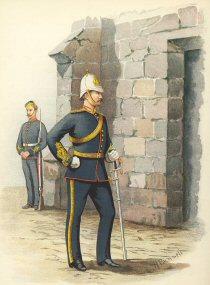 Halifax Garrison Artillery by H Bunnett (P)