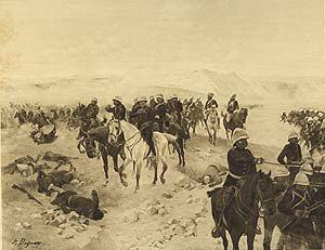 Kandahar, 1879 by Henry Dupray. (P)