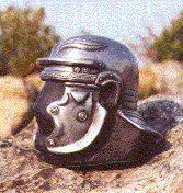 Paperweight: Roman Legionary Helmet, 1st Century AD.