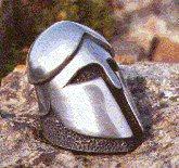 Paperweight: Greek Corinthian Helmet