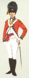 Officer, 23rd Foot 1790 by P H Smitherman