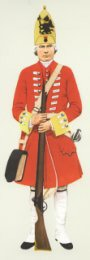 Grenadier, 3rd Foot  1725 by P H Smitherman