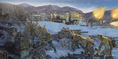 Chosin Fires by James Dietz.