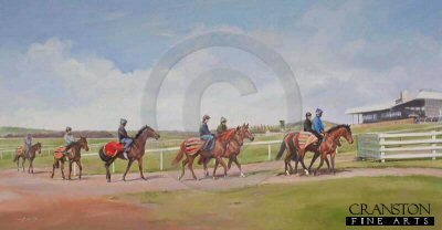 The Curragh by Jacqueline Stanhope.