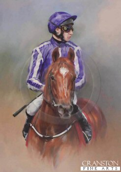 Australia and Joseph O'Brien by Jacqueline Stanhope.