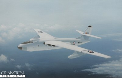 The Forgotten V Bomber by Keith Aspinall. (PC)