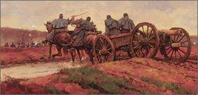 Artillery Forward! by Keith Rocco.