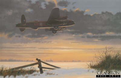 Winter Departure by Keith Woodcock.