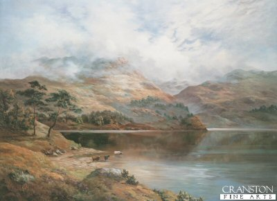 In the Trossachs by Prudence Turner.