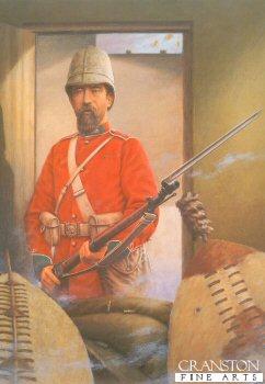 Private William Jones, VC by Stuart Liptrot