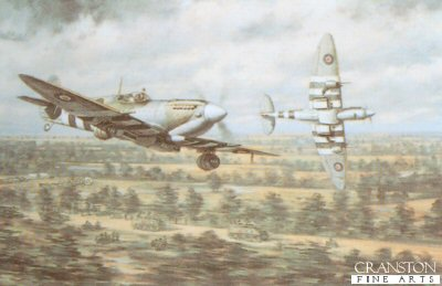Friendly Ordinance (Beer Run to Normandy) by Ronald Wong.