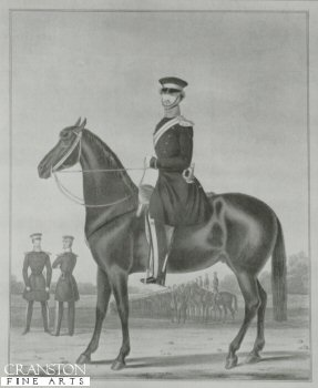 Royal Horse Guards 1833 by L Mansion