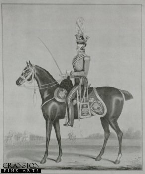 14th Light Dragoons 1833 by L Mansion