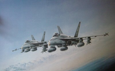 Hornet the Hunter by Michael Rondot.