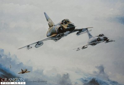 Mirage III First and Last by Michael Rondot.