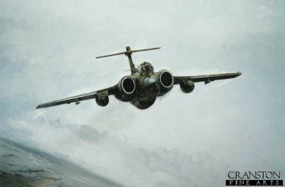 Buccaneer Thunder by Michael Rondot.