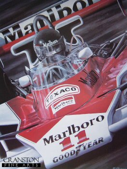 James Hunt by Michael Thompson.