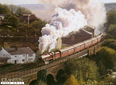 Jubilee and Viaduct by Chris Holland