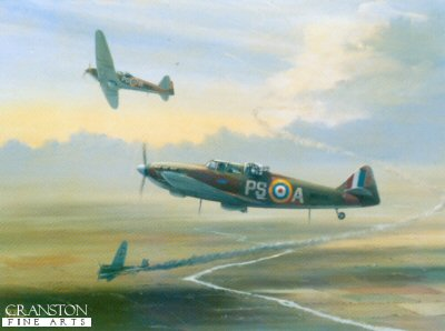 Boulton Paul Defiants by Barry Price.