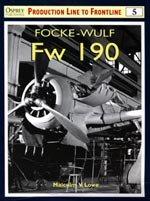 Focke-Wulf Fw190 by Malcolm V Lowe.