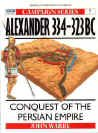 Alexander the Great 334-323BC.