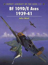 Bf109D/E Aces 1939-41.