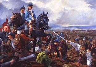 Culloden, End of the 45 by Mike Shaw. (PC)