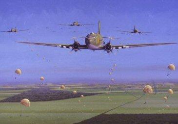 Arnhem - September 17th 1944 by Graeme Lothian. (PC)