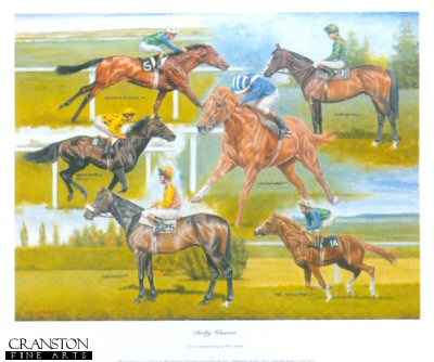 Derby Winners by Peter Deighan.