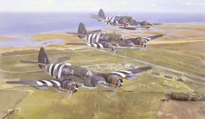 RAF North Coates Strike Wing by Robin Smith.