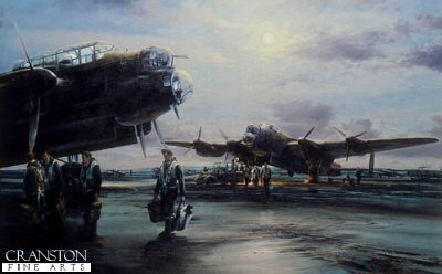 Bombers Moon by Robert Taylor.