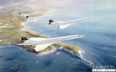 Concorde Formation by Robert Taylor.