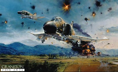 Phantom Strike by Robert Taylor.