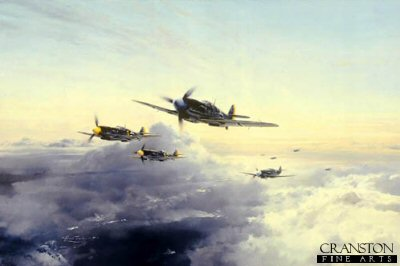 Flight of Eagles by Robert Taylor.