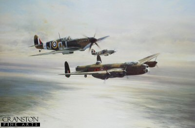 Memorial Flight by Robert Taylor.